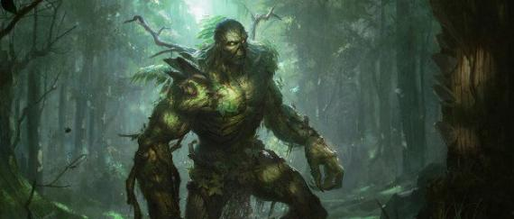 Swamp Thing en Infinite Crisis
