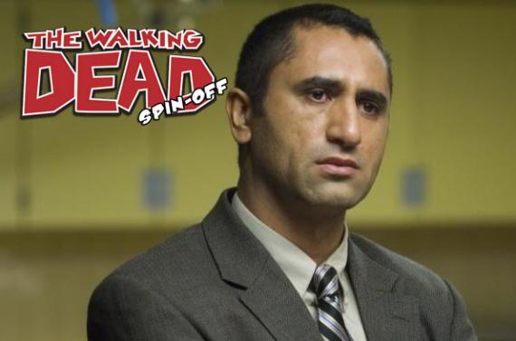 Cliff Curtis protagonizará el spin-off de The Walking Dead