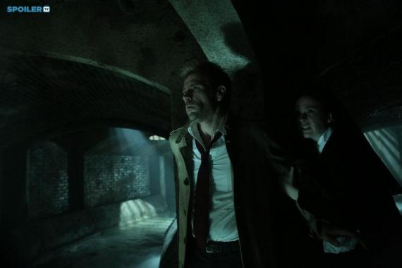 Imagen promocional de Constantine 1x08: The Saint of the Last Resorts