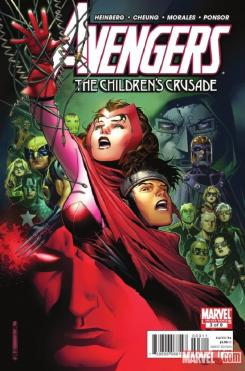 Avengers childrens crusade