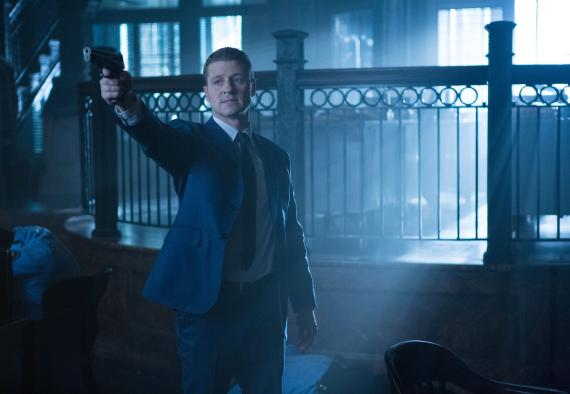 Imagen del episodio 1x12: What The Little Bird Told Him de la primera temporada de Gotham (2014- ?)