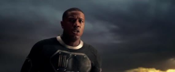 Captura del primer trailer oficial de The Fantastic Four (2015)