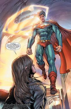 Vista previa a Superman: Earth One Vol. 3