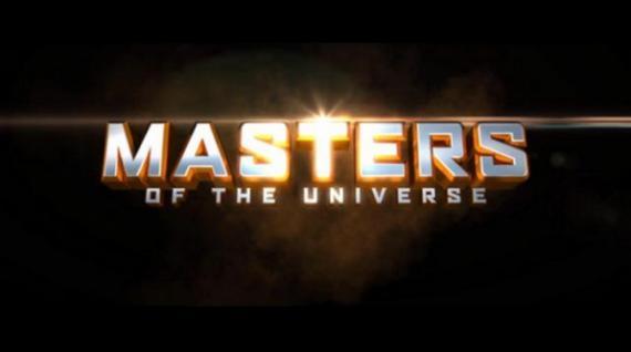 Primer logo de la nueva adaptación de Masters of the Universe