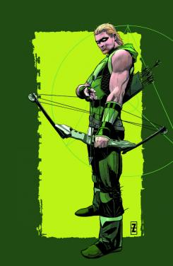 Portada de Green Arrow #41