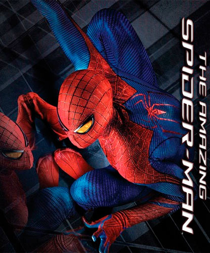 Promo de The Amazing Spider-Man (2012)