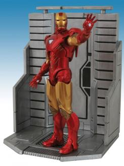 Figura de la Mark VII de Iron Man de The Avengers (Los Vengadores), de Diamond Select
