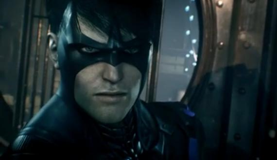 Nightwing en Batman: Arkham Knight (2015)