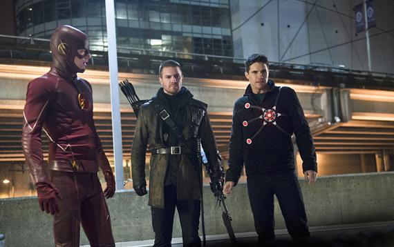 Imagen de The Flash 1x22: Rogue Air