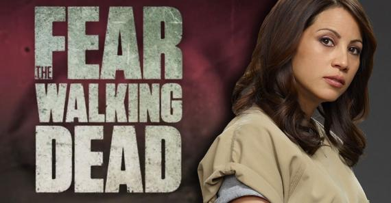 Elizabeth Rodriguez se une al reparto de Fear The Walking Dead