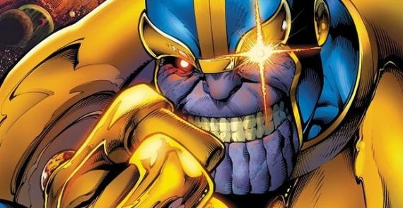 Thanos en los cómics Marvel