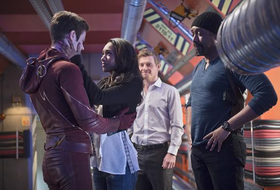 Imagen de The Flash 1x23: Fast Enough