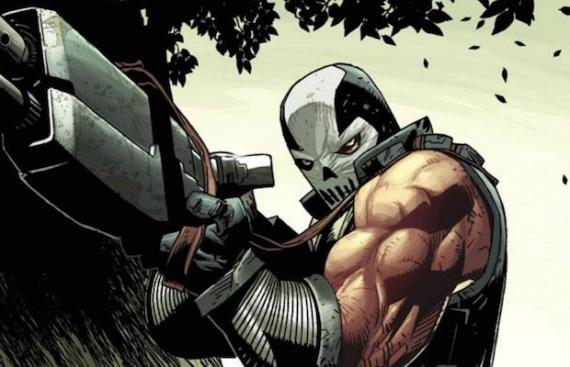 Crossbones en los cómics de Marvel