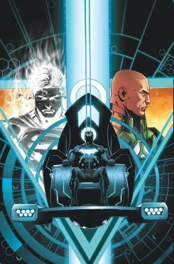 Portada de Justice League #43