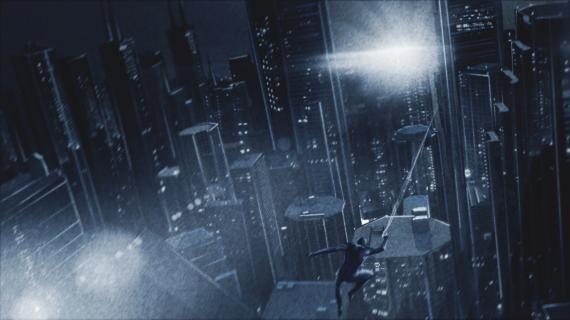 Arte conceptual de The Amazing Spider-Man 2 (2014) por Giorgio Iovino