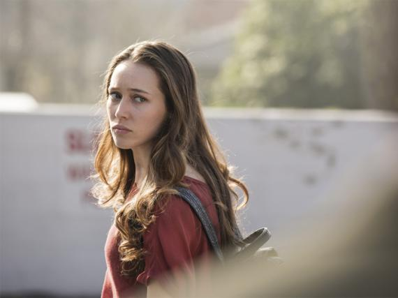 Alycia Debnam-Carey en Fear The Walking Dead