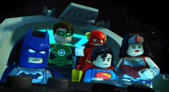 LEGO Justice League: Attack of the Legion of Doom! (2015)