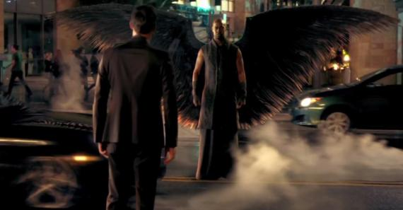 Captura del trailer de Lucifer