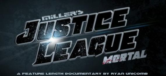 Documental sobre la cancelada Justice League (2008) de George Miller