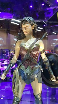 Wonder Woman en la Licensing Expo