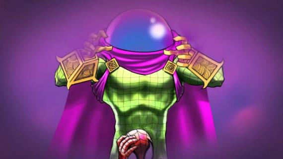Spider-Man Unlimited: Mysterio's Mayhem