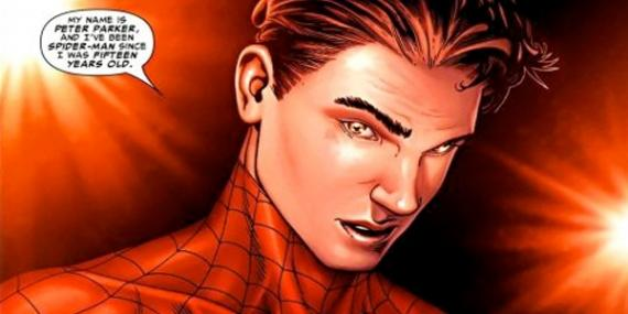 Peter Parker / Spider-Man se desenmascara en Civil War