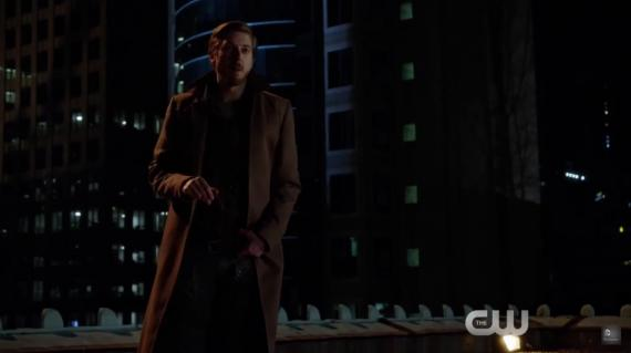 Rip Hunter en el trailer de Legends of Tomorrow