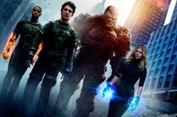 Imagen promocional de Fantastic Four (2015)