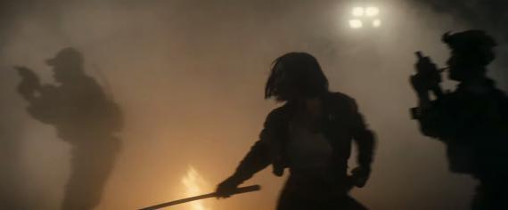 Captura del trailer de la SDCC15 de Escuadrón Suicida (2016)