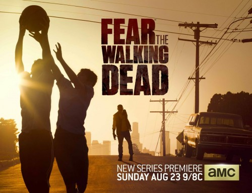 Póster de Fear The Walking Dead