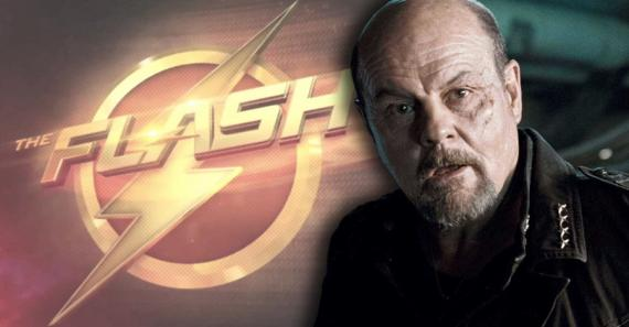 Michael Ironside se une al reparto de The Flash como el padre de los hermanos Snart