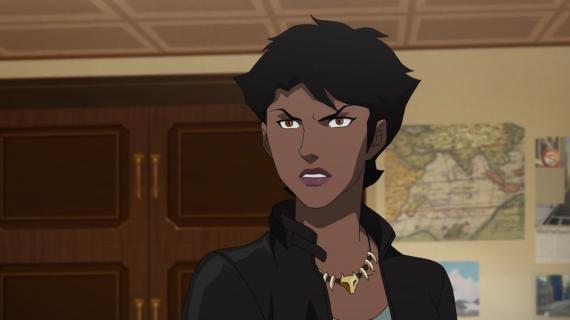 Captura del primer trailer de Vixen (2015 - ?)