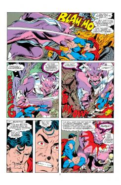 Adventures of Superman #442