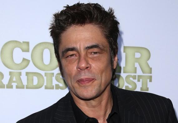 Benicio del Toro candidato para ser el villano de Star Wars: Episodio VIII