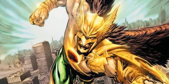 Hawkman en los cómics de DC Comics
