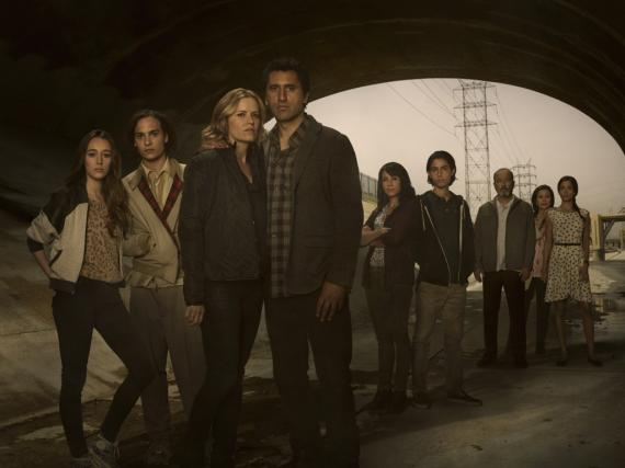 Imagen de Fear The Walking Dead