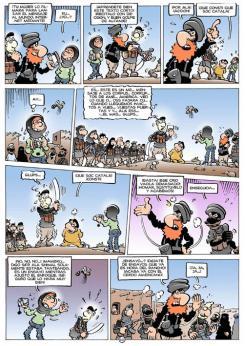 Imagen de Superlópez: Mambrú se va a la guerra