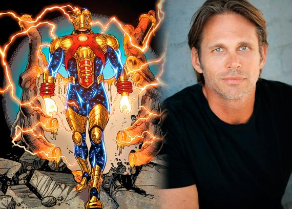 Chris Browning será Reactron en Supergirl