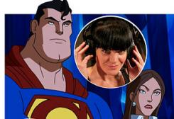 Pauley Perrette pondrá voz a Lois Lane en Superman vs. The Elite