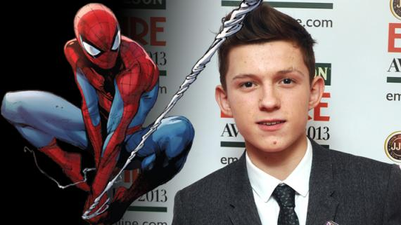 Tom Holland es Peter Parker / Spider-Man en el UCM