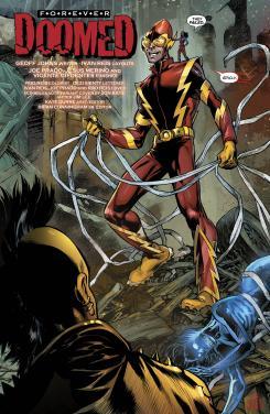 Página de Justice League #27