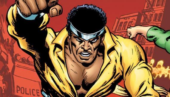 Luke Cage / Power Man en los cómics Marvel