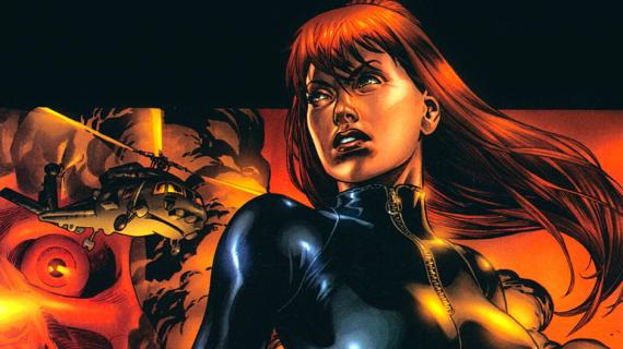 Viuda Negra / Black Widow en los cómics Marvel