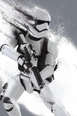Imagen promocional de Star Wars: El Despertar de la Fuerza (2015)