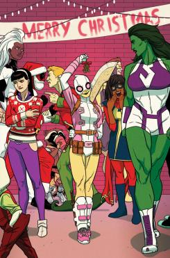 Portada del one-shot Gwenpool Special
