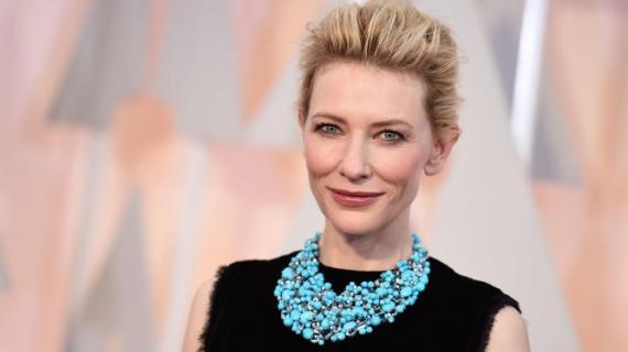 Cate Blanchett rechazó un papel en Wonder Woman (2017)