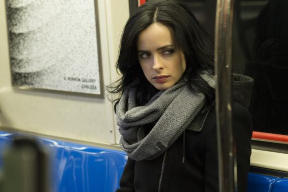 Imagen de Marvel's Jessica Jones (2015), episodio 1x02: AKA Crush Syndrome