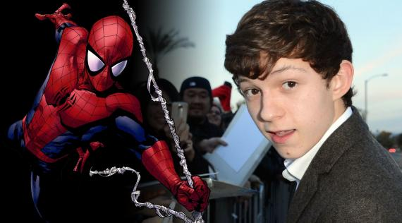Tom Holland es Spider-Man en el Universo Cinemático Marvel