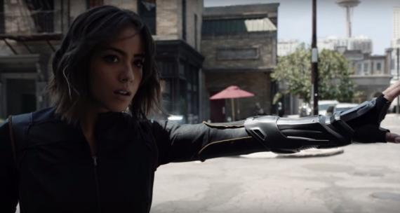 Imagen del episodio 3x01: Laws of Natured de Agentes de S.H.I.E.L.D. (2015), Daisy Johnson / Quake / Temblor