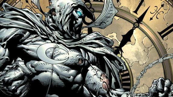 Moon Knight en los cómics de Marvel